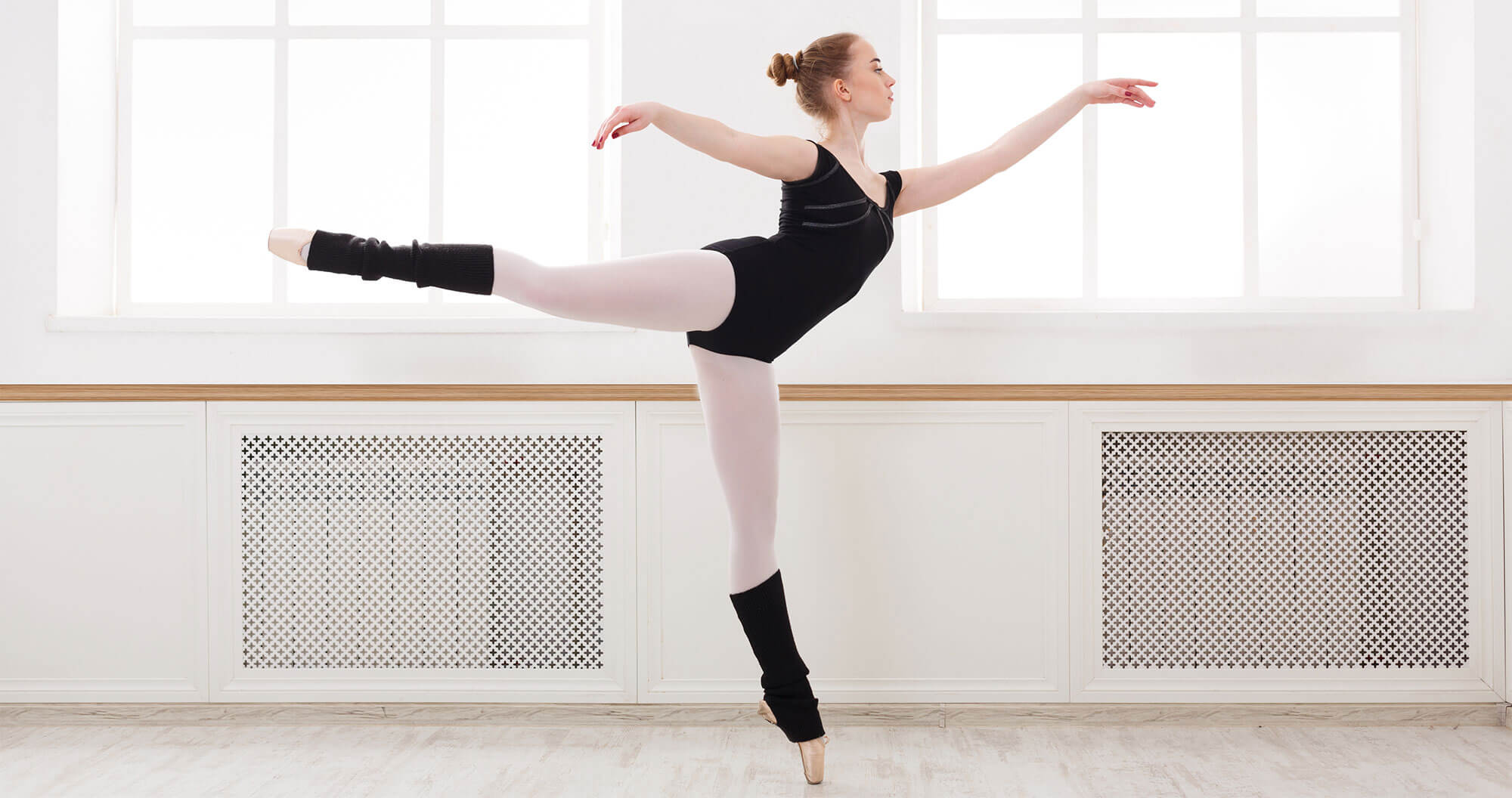 Ballet is your passion